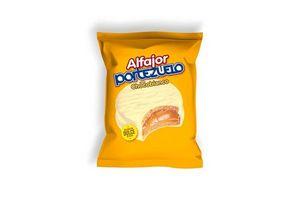 Alfajor PORTEZUELO de Chocolate Blanco 40 gr en Tienda Inglesa