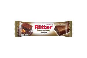 Barra de Cereal RITTER Brownie 25g en Tienda Inglesa