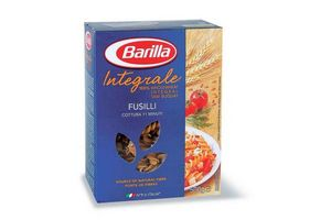 Fideos Integral Fusilli BARILLA 500gr en Tienda Inglesa