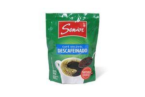 Café SENIOR Descafeinado Instantáneo Sachet 50 gr en Tienda Inglesa