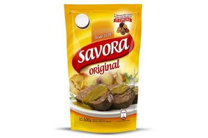 Mostaza SAVORA Doy Pack 500g en Tienda Inglesa