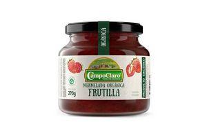 Mermelada Orgánica de Frutilla CAMPOCLARO 270 gr en Tienda Inglesa