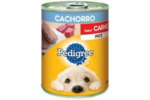 PEDIGREE Cachorro sabor Carne Paté Lata 340g en Tienda Inglesa