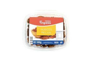 Nueces Pecan TIENDA INGLESA Pote 100 gr en Tienda Inglesa