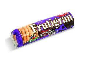 Galletas de Avena, Soja y Chocolate FRUTIGRAN 255g en Tienda Inglesa