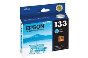 Cartucho EPSON 133 en Tienda Inglesa