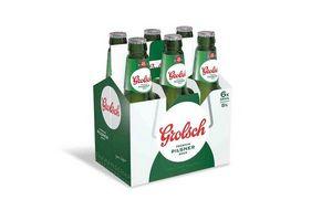 Cerveza GROLSCH Premium Pilsner Botella 330 ml en Tienda Inglesa