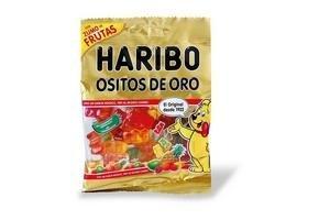 Gomitas Ositos de Oro HARIBO 100gr en Tienda Inglesa