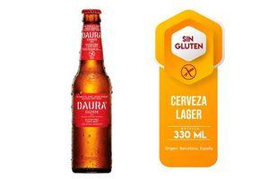 Cerveza ESTRELLA Damm Daura 330ml en Tienda Inglesa