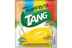 Jugo TANG sabor Multifruta 18g ¡Bajo en Azucares! en Tienda Inglesa
