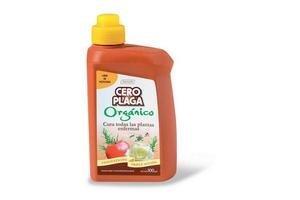 Insecticida CERO PLAGA Orgánico Concentrado 500cc en Tienda Inglesa