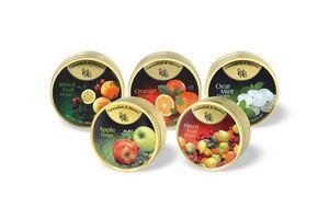 Caramelos de Frutos Rojos CAVENDISH & HARLEY 200gr en Tienda Inglesa