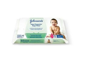 Toallitas Húmedas JOHNSON Skincare x 50 Unidades en Tienda Inglesa