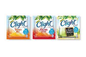 Jugo CLIGHT sabor Naranja y Durazno sin Azúcar 8,5g en Tienda Inglesa