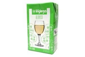 Vino Blanco TIENDA INGLESA Tetra 1l en Tienda Inglesa