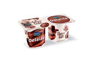 Postre de Chocolate CONAPROLE Deleite con 2 Unidades 110 gr en Tienda Inglesa
