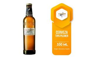 Cerveza A.K. DAMM Botella 330ml en Tienda Inglesa