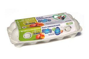 Huevos Colorados PRODHIN Selenio + Omega3 con 10 Unidades en Tienda Inglesa
