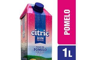 Jugo CITRIC sabor Pomelo con Pulpa 1l en Tienda Inglesa