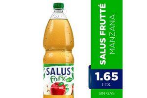 Agua Frutte sabor Manzana Sin Gas SALUS 1,65L en Tienda Inglesa