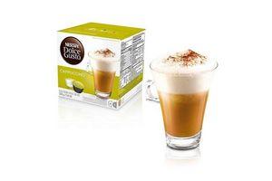 Café en Cápsula Cappuccino NESCAFE  Dolce Gusto x16 en Tienda Inglesa