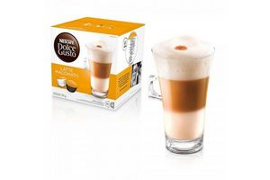 Café en Cápsula Latte Macchiato NESCAFE Dolce Gusto x16 en Tienda Inglesa