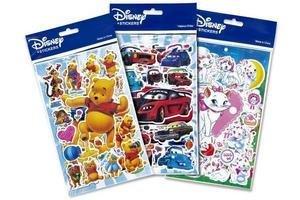 Libro de Stickers DISNEY 158 Piezas en Tienda Inglesa