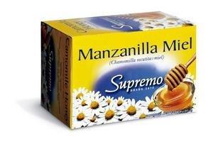 Té SUPREMO de Manzanilla y Miel 20 Sobres en Tienda Inglesa