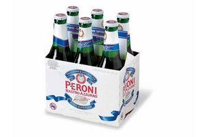 Cerveza PERONI Nastro Azzurro 330ml en Tienda Inglesa