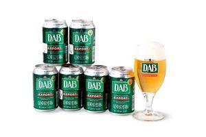 Pack 6 Cervezas DAB Lata 330ml + Copa ¡De Regalo! en Tienda Inglesa
