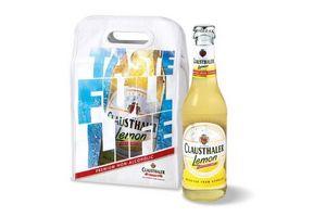 Cerveza CLAUSTHALER Lemon 330cc en Tienda Inglesa