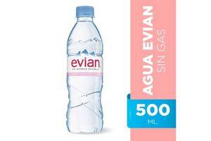Agua Mineral Natural EVIAN Sin Gas 500ml en Tienda Inglesa