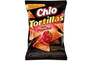 Tortilla CHIO Chips Paprika 125g en Tienda Inglesa