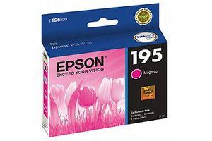 Cartucho EPSON T195 Magenta 5 ml en Tienda Inglesa