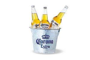 Pack 3 Cervezas CORONA Botella 710 ml + Hielera ¡De Regalo! en Tienda Inglesa