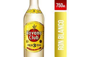 Ron HAVANA CLUB Añejo 3 Años Blanco 750 ml en Tienda Inglesa