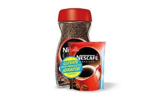 Café Soluble Tradicional NESCAFE 200g + ¡Recarga 50g GRATIS! en Tienda Inglesa