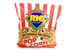 Maíz Pop RÍO DE LA PLATA 450g en Tienda Inglesa