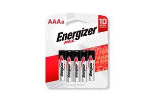 Pila ENERGIZER AAA x 8 Unidades en Tienda Inglesa