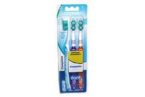 Cepillo Dental ORAL - B Complete x 3 Unidades en Tienda Inglesa