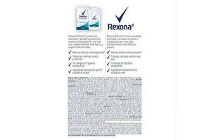 Desodorante REXONA Clinical Women Clean Fresh 48 gr en Tienda Inglesa