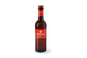 Cerveza ESTRELLA Damm Botella 330 ml en Tienda Inglesa