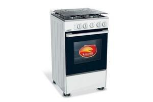 Cocina JAMES Supergas 4 Hornallas con Quemadores tipo Europeo ¡Envío Gratis! en Tienda Inglesa