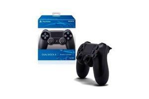 Joystick Gamepad Inalámbrico SONY  PS4 Negro ¡Super Oferta! en Tienda Inglesa