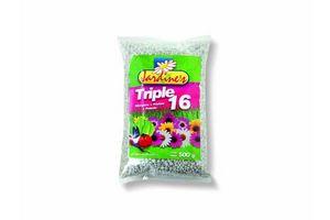 Fertilizante Triple 16 JARDINES 500gr en Tienda Inglesa