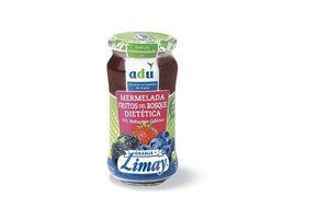 Mermelada Dietética de Frutos del Bosque LIMAY 350g en Tienda Inglesa