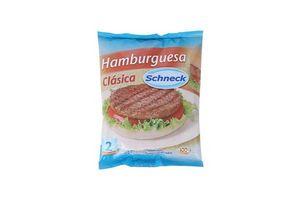 Hamburguesa Clásicas SCHNECK x2 167g en Tienda Inglesa