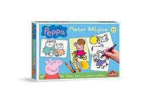 Pintor Mágico Peppa Pig DIDACTA en Tienda Inglesa