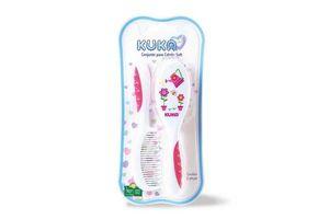 Juego de cepillo/peine soft KUKA en Tienda Inglesa
