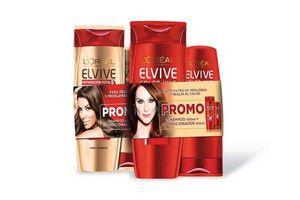 Pack Shampoo ELVIVE 400 ml + Acondicionador Reparación Total 200 ml en Tienda Inglesa